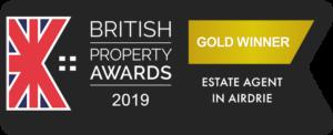 Gold Winner - British Property Awards 2019
