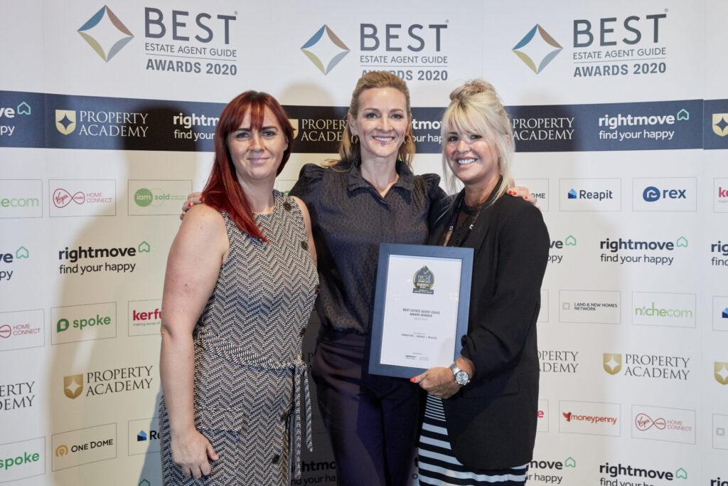 Best Estate Agency Guide - Award Winners